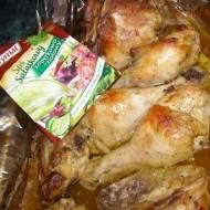 kurczak pieczony w rękawie w pysznej marynacie z kefiru i Prymatu...