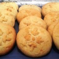 Miękkie ciasteczka maślano-mleczne