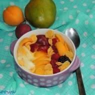 Smoothie bowl - pyszne śniadanie