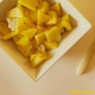 Ryż jaśminowy z ananasem (bez glutenu)