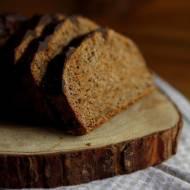 Bezglutenowy chlebek cynamonowy (marchewkowo- bananowy)