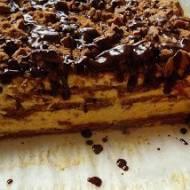 Ciasto dyniowe bez pieczenia