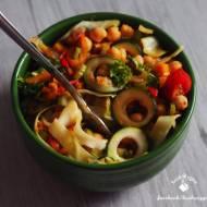 Pomysł na… ciecierzycę z warzywami
