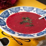 Zupa barszcz ukraiński