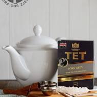 Aromatyczna TET Lord Grey i muffinki herbaciane