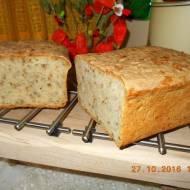 Chleb z prażonym słonecznikiem