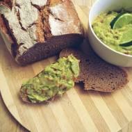 Pasta z awokado - moja wersja guacamole