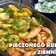 Pieczony Kurczak z Ziemniakami - Pomysł na Fit Obiad