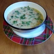 zupa ogórkowa nie tylko dla wegetarian