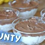 Deser Bounty w Pucharku - Szybki Przepis
