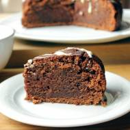 Ciasto na niedzielę szybkie i łatwe #12 Ciasto czekoladowo – pomarańczowe