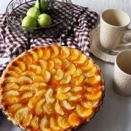 Francuska tarta jabłkowa