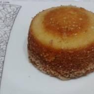 Najprostsze babeczki- Czyli waniliowe muffinki z wiórkami kokosowymi