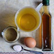 domowy majonez z całego jaja