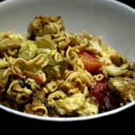 Sałatka z zupki Chińskiej