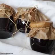 Sok winogronowy z sokownika