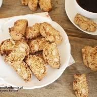 cantuccini – włoskie ciasteczka