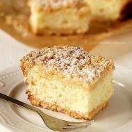 Kruche ciasto z kokosową pianką