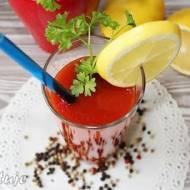 Krwawa Mary/Bloody Mary - oryginalny drink z sokiem pomidorowym