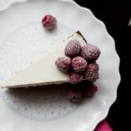 Biszkopt kokosowo - kasztanowy z delikatnym musem bez cukru