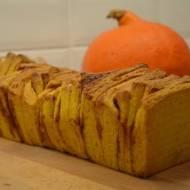 Dyniowo- cynamonowe ciasto drożdżowe cini minis