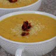 Zupa z batatów