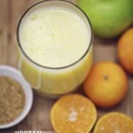 Koktajl kokosowo mandarynkowy