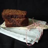 Skandynawskie ciasto pachnące piernikiem