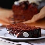 Proste ciasto kakaowe bez jajek
