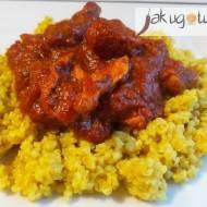 Czerwone curry z kurczaka [PRZEPIS]