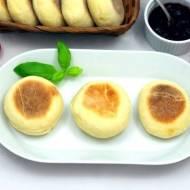 Muffiny angielskie (bułki z patelni)