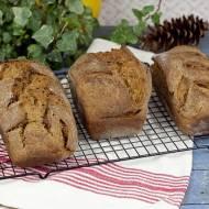 Ciemny chleb żytni