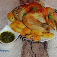 Kurczak pieczony według receptury Hestona Blumenthal'a