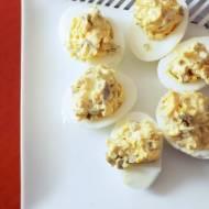 Jajka faszerowane oliwkami + film