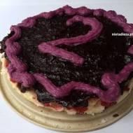 Tort urodzinowy bez mąki pszennej i bez laktozy
