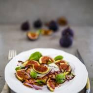 Figi z Gorgonzolą na boczku