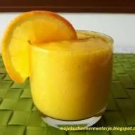 Odchudzający koktajl z mango i pomarańczy