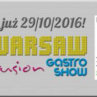 BlogerChef Warsaw Gastro Show 2016