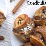 Kanelbullar, czyli szwedzkie bułeczki cynamonowe.