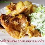 Łopatka obiadowa wg Aleex