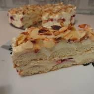 Tort Malakoff - bez pieczenia.