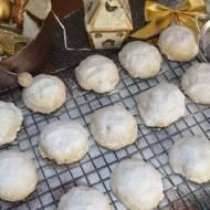 Ciastka - kule śniegowe