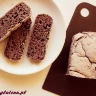 Chleb z mąką z czarnego ryżu ( bez glutenu )
