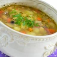 Zupa fasolowa z ziemniakami + film