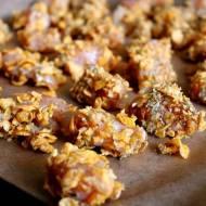 Nuggetsy z kurczaka FIT corn flakes z piekarnika