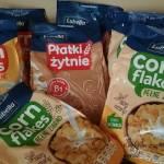 Płatki śniadaniowe, Corn Flakes, wspólpraca z marką LUBELLA.