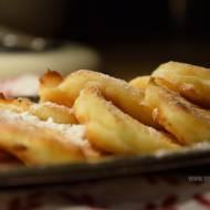 Błyskawiczne placuszki z białego sera.