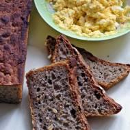 Chleb żytnio - pszenny na zakwasie