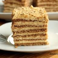 Ciasto Marlenka – czyli pyszny ale niełatwy przekładaniec