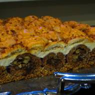 Ciasto Plaster Miodu